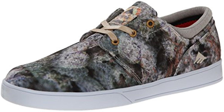 Emerica Skateboard scarpe THE FIGUEROA verde CHRONIC Dimensione 12 | Scelta Internazionale  | Scolaro/Signora Scarpa