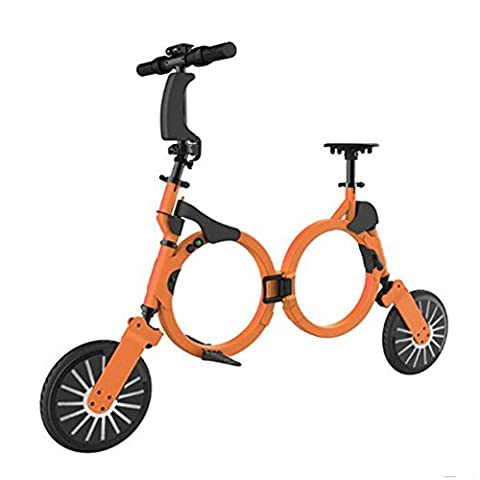 Mini and Smart Foldable Electric Bicycle 48V Smart Bluetooth Folding Mini Electric Bicycle
