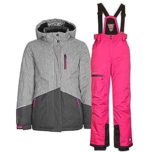 Killtec Kinder Skianzug Technical Series 2 TLG. Skijacke + Skihose 128-176