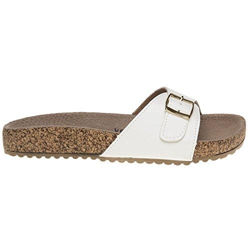 Xti 61922 Damen Sandalen Weiß Weiß