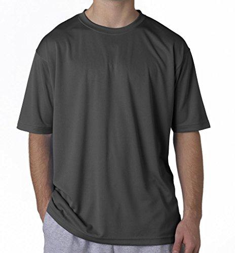 UltraClub Herren T-Shirt Anthrazit