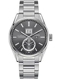 TAG Heuer Carrera Automatik Calibre 8 Grande Date GMT Chronometer WAR5012.BA0723