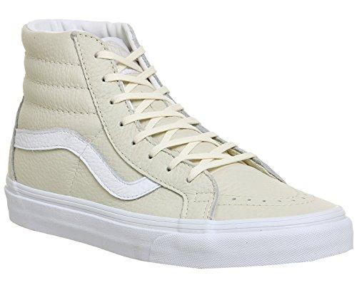 Vans Donna Turtledove Beige / True Bianco SK8-Hi Reissue Sneaker Turtledove / True Bianco