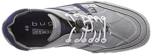 Bugatti 321480065400, Sneakers Basses Homme Grau (1500 grey)