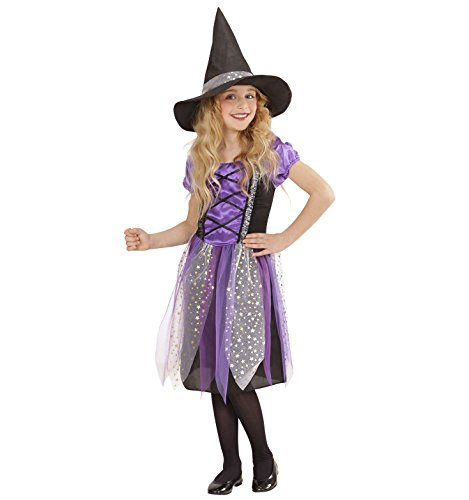 11 Kostüme Jährige 12 Halloween Für (Widmann - Kinderkostüm Hexe)