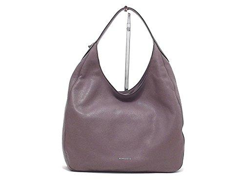 Coccinelle borsa donna a spalla, Rika XE0-130201, pelle viola A6102