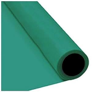 Amscan International ltd 30.5m nappe en rouleau pour banquet - Vert émeraude - Fête