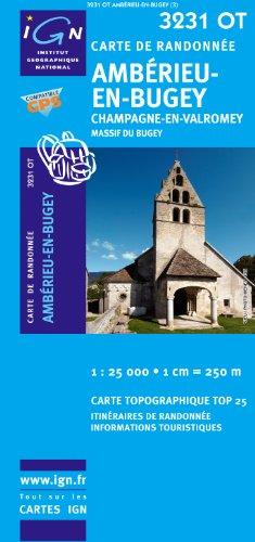 Amberieu-en-Bugey/Champagne-en-Valromey GPS: Ign.3231ot