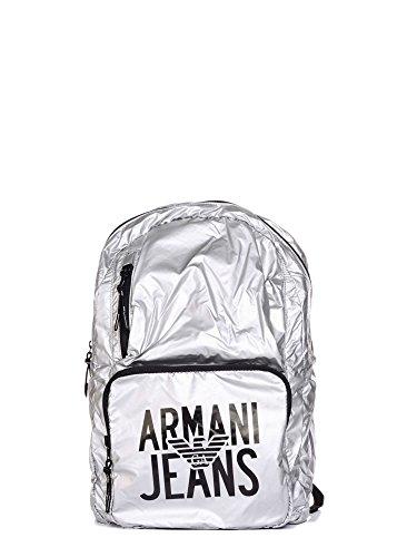 armani-jeans-foldable-uomo-backpack-metallico