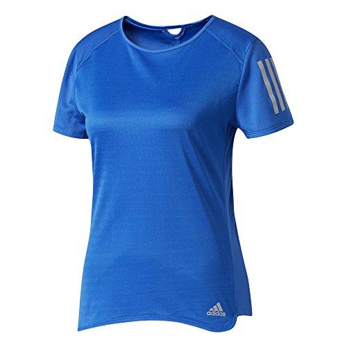 Adidas bp7468, maglia donna, blu, medium (taglia produttore:m)