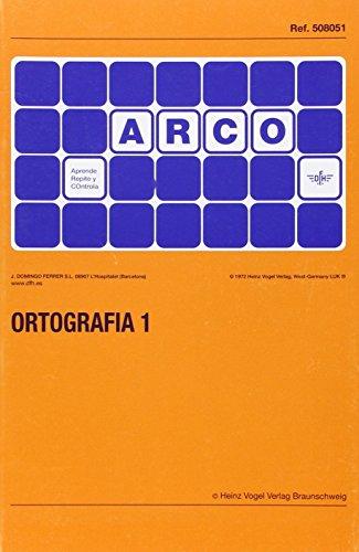 Ortografia 1 por J. Domingo Ferrer