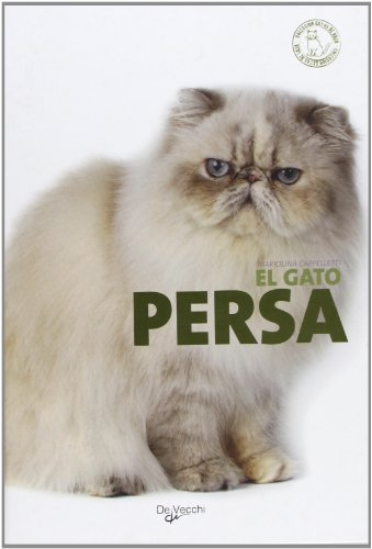 El gato persa (Animales)
