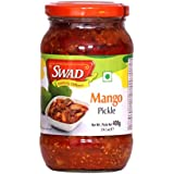 SWAD Delicious and Spicy Mango Pickle / Aam ka Achar - 400g