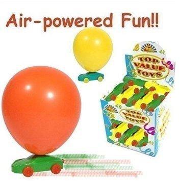 Enfants - Kit voiture de course avec ballon jouet intérieur extérieur X6