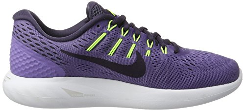 Nike Lunarglide 8, Scarpe Running Donna Viola (Purple Earth/purple Dynasty-dk Raisin-vo)