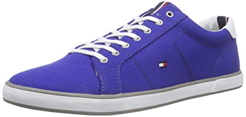 Tommy Hilfiger H2285ARLOW 1D, Sneakers basses homme Bleu (479)