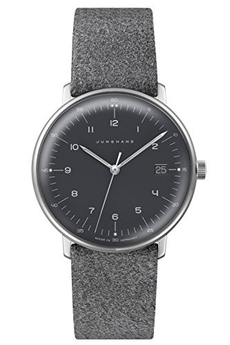 Junghans max bill Quarz Herrenuhr 041/4818.00