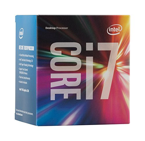 Intel BX80662I76700 - Procesador i7-6700 Quad-Core