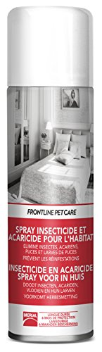 FRONTLINE Habitat Spray Insecticide and Acaricide Pet Care 250ml. 1