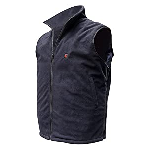 411v3C0tv0L. SS300  - ARRIS Heated Vest Winter Warm Gilet Size Adjustable USB Charged Electric Heating Vest for Outdoor Camping Hiking Hunting Unisex