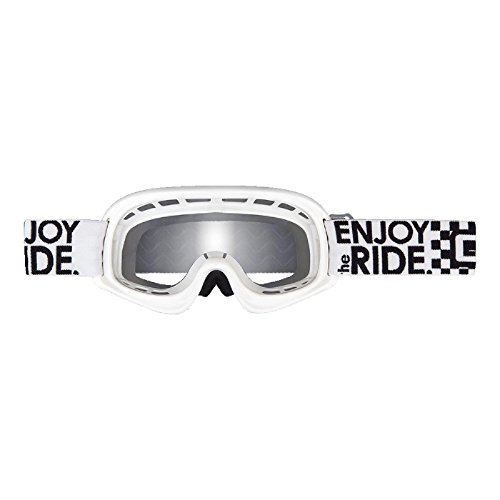 O'Neal Kinder B-Youth Goggle Weiss Crossbrille RL Motocross MX DH Downhill, 6025K-202