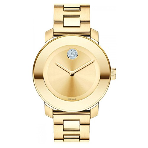 Ladies Movado Bold Watch 3600104