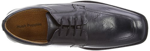 Hush Puppies Benson Jelling Iiv Mens Shoes Black (nero)