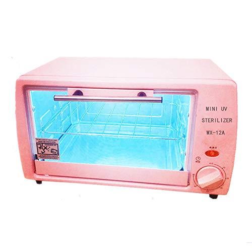 Mini Ozon UV-Werkzeug Desinfektionsschrank Nagelstudio Friseur Schönheitssalon Pediküre Handtuch Desinfektionsschrank Handtuch Sterilisator Schrank Mini Handtuchwärme Desinfektionsschrank -