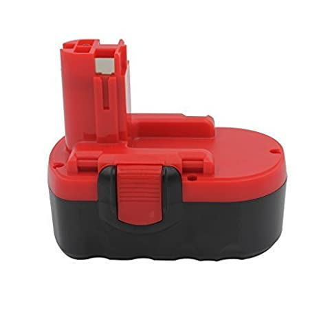 KINSUN Replacement Power Tool Battery 18V 1.5Ah for Bosch Cordless Drill Impact Driver 2 607 335 266, 2 607 335 278, 2 607 335 535, 2 607 335 536, 2 607 335 680, 2 607 335 688, 2 607 335 696, 2 610 909 020 and