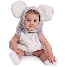 Dress up America bebé S Squeaky ratón Halloween Pretend Play Disfraz e7b84b8657ef
