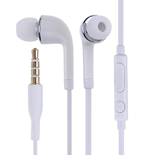 DOMYBEST Nouveau Casque Ecouteur Intra-auriculaire avec Micro pour Samsung Galaxy S3 SIII i9300