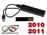 Kalea Informatique - Gehäuse für SSD Mac Air 2010 2011 auf USB3 (USB 3.0 SuperSpeed) - Für SSD von MAC in 6+12 Pin (MC505 MC506 MC965 MC968)