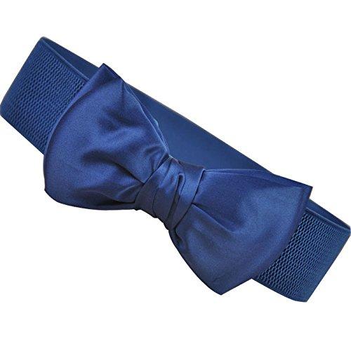 Cintura con Fiocco Cintura Elastica Cintura Regolabile Cintura Elastica Cintura Yoga Accessori Casual Eleganti per Jeans, Pantaloncini, Abiti Gonna da Spiaggia E Migliori Accessori da Do