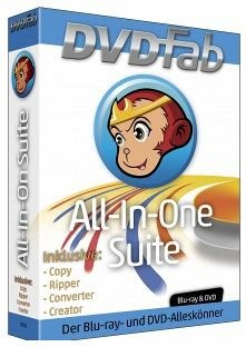 DVDFab All-In-One-Suite