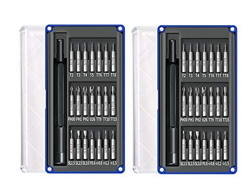 Reparatursatz (21 Stück) Mobile Computer Teardown Glasses Uhrmacherwerkzeuge Digital Equipment Repair Kit Kann Freunde geben (Color : Two)