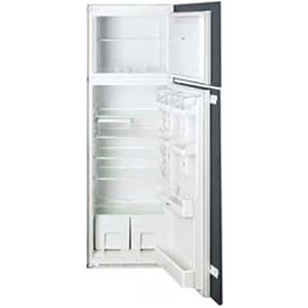 Smeg FR298AP Intégré 263L A+ réfrigérateur-congélateur - réfrigérateurs-congélateurs (263 L, ST, 39 dB, 3,5 kg/24h, A+)