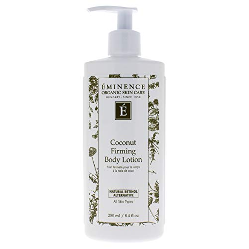 Eminence Organics Coconut Firming Body Lotion, 8.4 fl. Ounce by Eminence Organic Skin Care