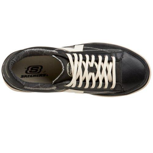 Skechers , Décontracté homme Noir - Black / Natural