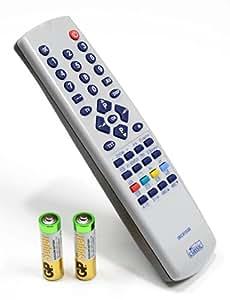 Télécommande pour Telefunken TV-RC 1123