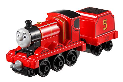 DXR61 - Thomas Adventures Große Lokomotive James, Vorschul- Spielwelten ()