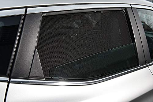 Sonnenschutz Sonnenblende mit UV Schutz für Octavia III Kombi ab 6/2013 (5E)