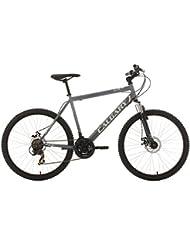 KS Cycling Uni Mountainbike Hardtail Mtb Calgary RH 56 cm Fahrrad, Anthrazit, 26