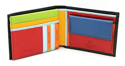 Zoom IMG-1 portafoglio in pelle uomo ec