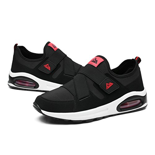 Men's Esportivo Feminino Mujer Hombre Athletic Running Shoes red