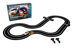 Scalextric C1372 Btcc Touring Car Battle Racing Playset