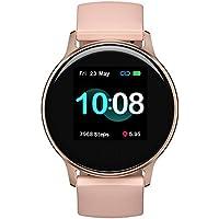 UMIDIGI Reloj Inteligente con Esfera Personalizada, Smartwatch para Hombres y Mujer con Monitor de Frecuencia Cardíaca, Resistente Al Agua hasta 5ATM, 14 Modos Deportivos