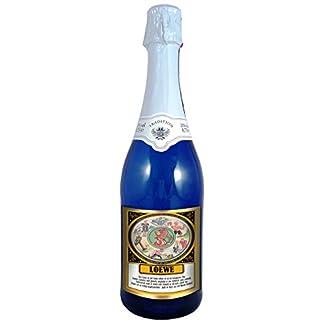 Sternzeichen-Lwe-075l-Sekt-trocken-blaue-Flasche