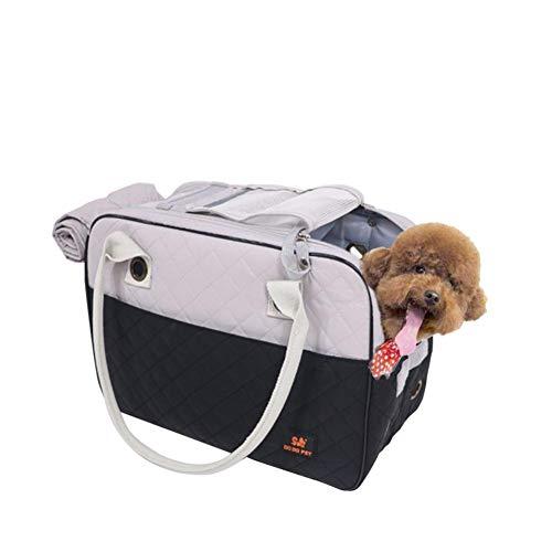 Soundwinds pet carrier handbags portable borsa a secchiello per cani gatti mesh traspirante anti-extrusion completamente chiuso alla moda borsa da viaggio borsa a tracolla
