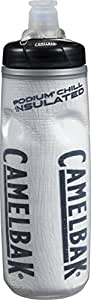 CamelBak 52300 Borraccia Podium Chill,  620 ml, Multicolore (Race Edition)