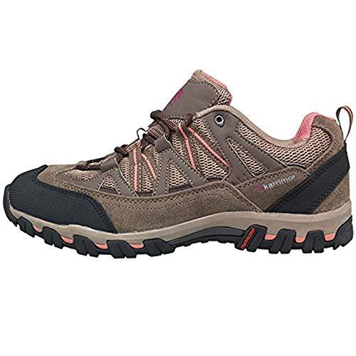 Karrimor Damen Supa Hiking Schuhe, Braun, 3 Mädchen, Braun, 41 EU (Ugg Kinder Clearance)
